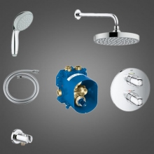 Фото Душ Grohe Grohtherm 1000 (3461400A)