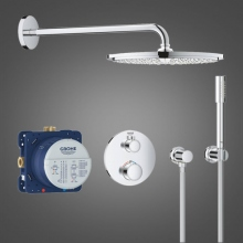 Фото Душ Grohe Grohtherm (34731000)