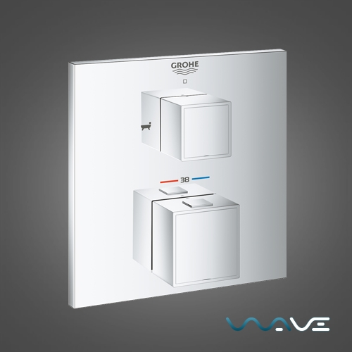 Grohe Grohtherm Cube (24155000) - фото