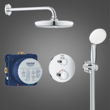 Фото Душ Grohe Grohtherm Perfect (34727000)