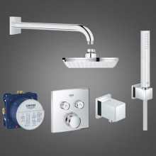 Фото Душ Grohe Grohtherm Smart Control Cube (23409SC0)