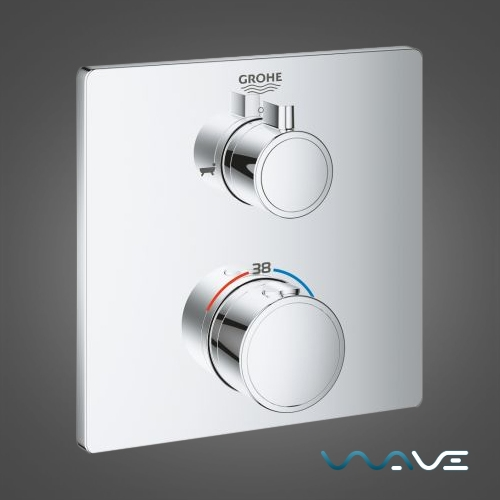 Grohe Thermostatic (24080000) - фото