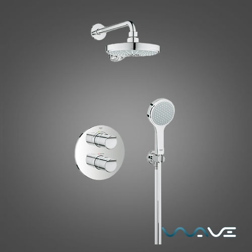 Grohe Grohtherm 2000 NEW (34283001) - фото