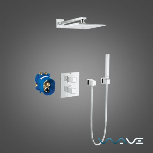Grohe Grohtherm Cube (34506000) - фото