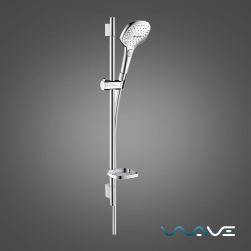 Hansgrohe Raindance Select E 120/UnicaS Puro Set 0.65 (26620000) - фото