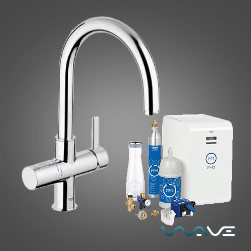 Grohe Blue chilled and sparkling (31323000) - фото