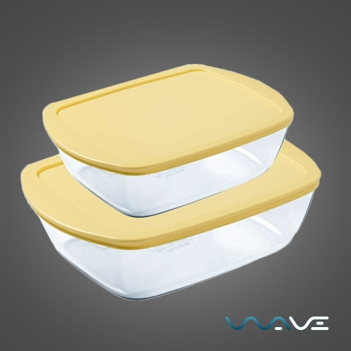 Pyrex Butter Yellow (912S945) - фото