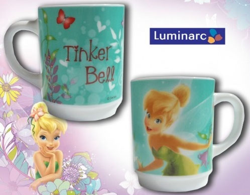Luminarc Disney Fairies Butterfly (H5837) - фото 1