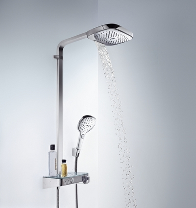 Hansgrohe Raindance Select E 300 3jet Showerpipe (27127000) - фото 3