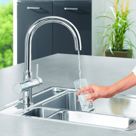 Grohe Blue chilled and sparkling (31323000) - фото 2