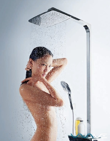 Hansgrohe Raindance Select E 360 Showerpipe (27113000) - фото 2