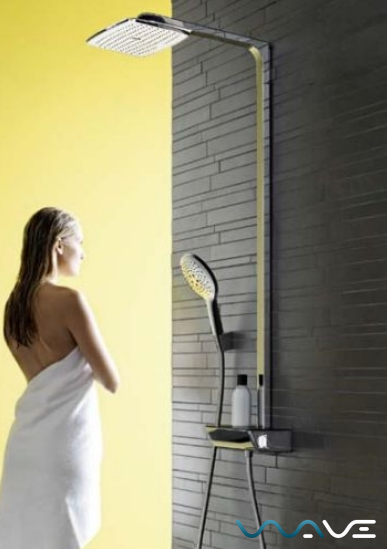 Hansgrohe Raindance Select E 360 Showerpipe (27113000) - фото 4