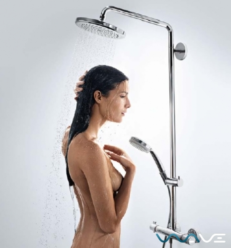 Hansgrohe Raindance Select S 240 Showerpipe (27117000) - фото 1