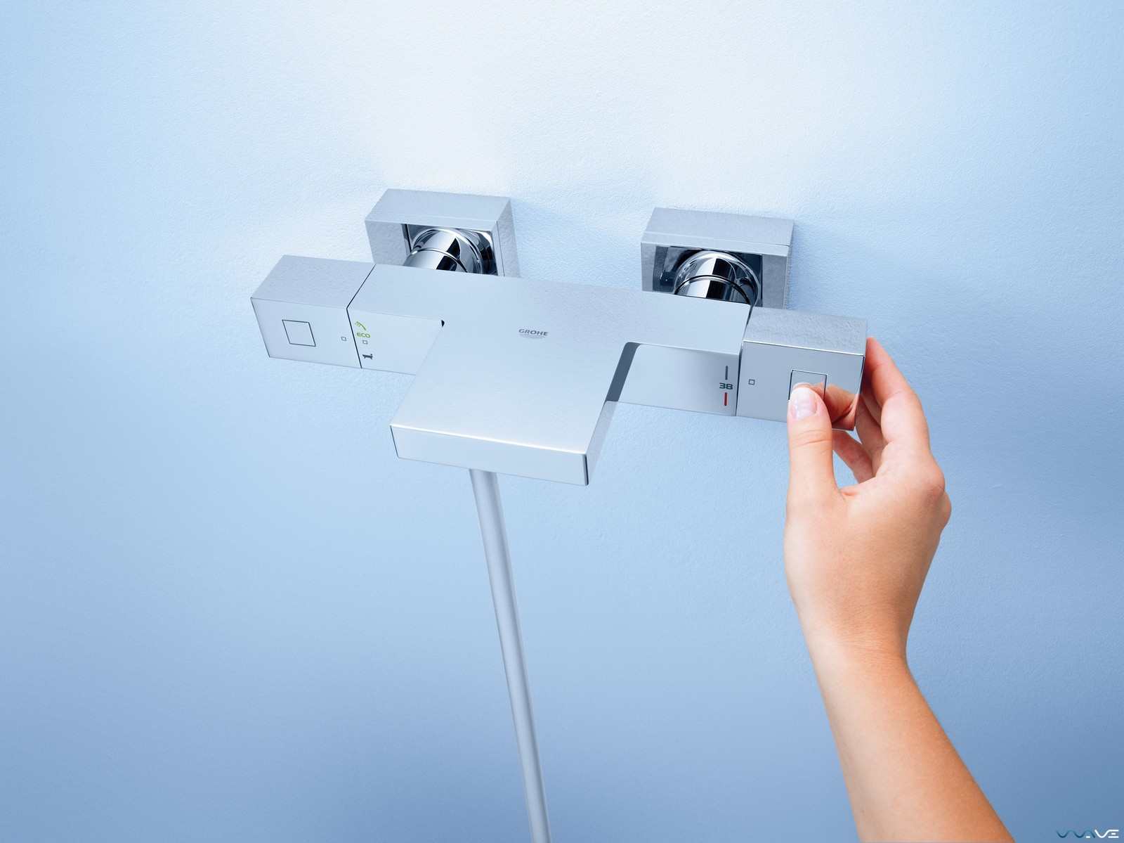Grohe Grohtherm Cube (34497000) - фото 2
