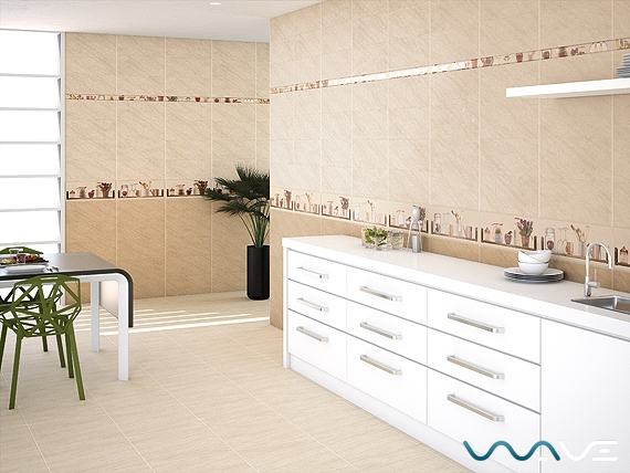 APE CERAMICA DECOR ACCORD I MIEL (A014566) - фото 1