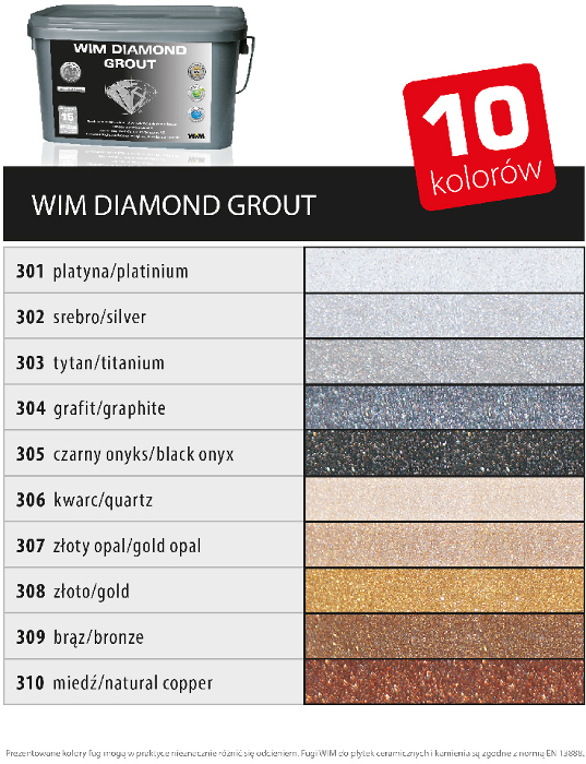 WIM DIAMOND A303/1 кг - фото 1