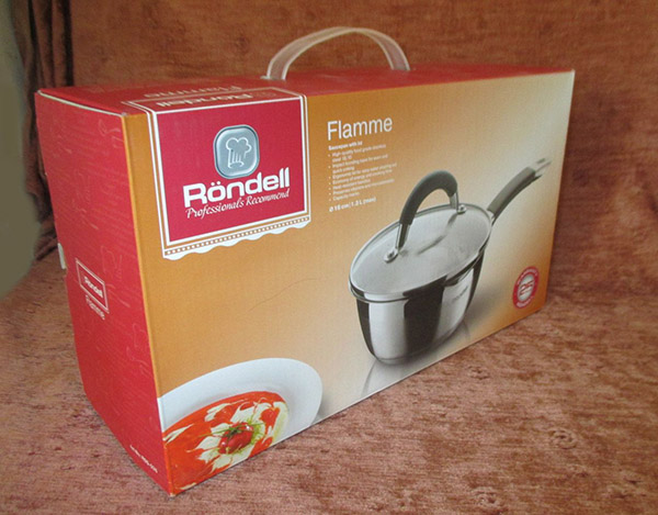 Rondell Flamme (RDS-026) - фото 8